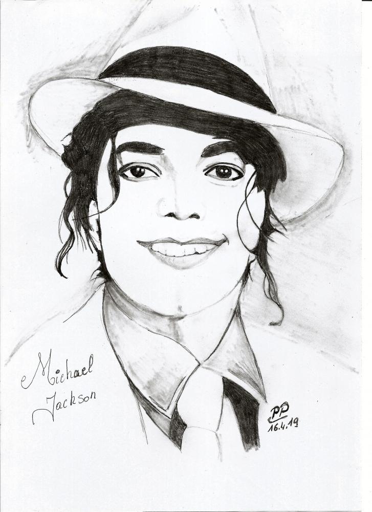 Michael Jackson by Patoux